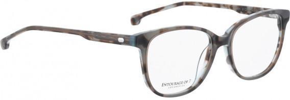 ENTOURAGE OF 7 KAITLYN glasses in Brown Pattern