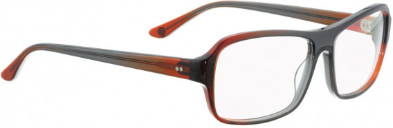 ENTOURAGE OF 7 JACKIE glasses in Red/Grey Crystal