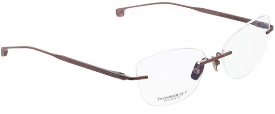 ENTOURAGE OF 7 ICONS-7007 glasses in Brown