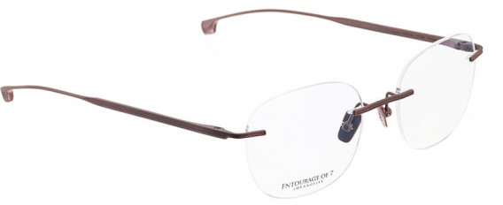 ENTOURAGE OF 7 ICONS-7006 glasses in Brown