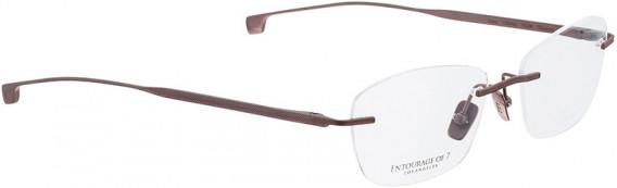 ENTOURAGE OF 7 ICONS-7002 glasses in Matt Brown