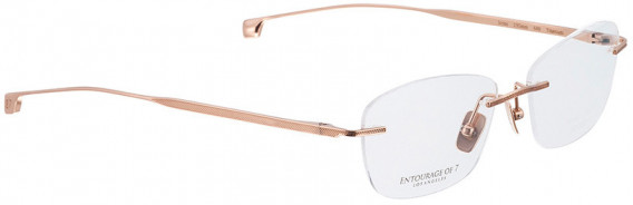 ENTOURAGE OF 7 ICONS-7002 glasses in Rose Gold