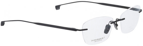 ENTOURAGE OF 7 ICONS-7002 glasses in Black