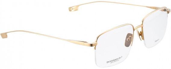 ENTOURAGE OF 7 HINATA glasses in Gold