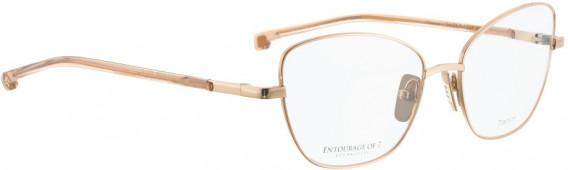 ENTOURAGE OF 7 HIMARI glasses in Rose Gold