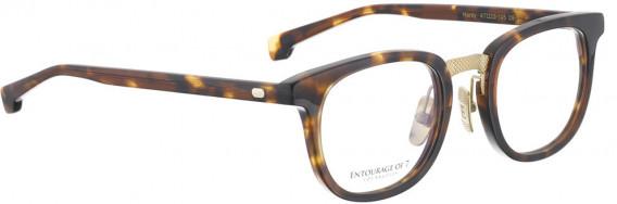ENTOURAGE OF 7 HARDY glasses in Light Tortoise