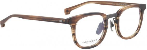 ENTOURAGE OF 7 HARDY glasses in Matt Havana