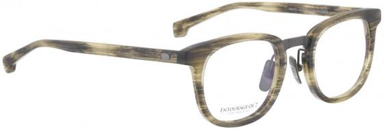 ENTOURAGE OF 7 HARDY glasses in Matt Grey Stone