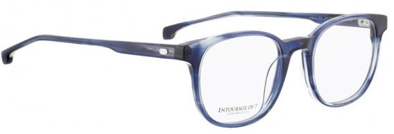 ENTOURAGE OF 7 HANK-SK glasses in Blue Pattern