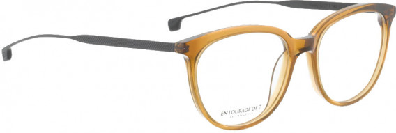 ENTOURAGE OF 7 HAILEY glasses in Brown Transparent