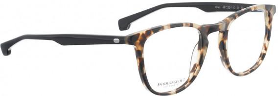 ENTOURAGE OF 7 GLEN glasses in Light Tortoise