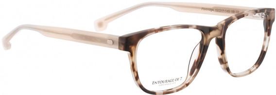 ENTOURAGE OF 7 FLINTRIDGE glasses in Tortoise