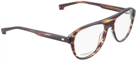 ENTOURAGE OF 7 FARLEY glasses in Brown