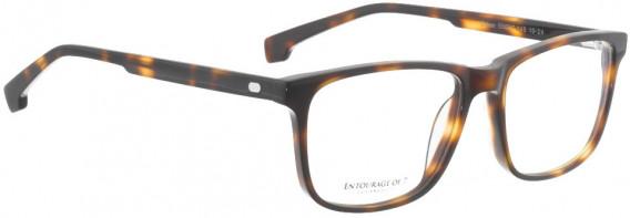 ENTOURAGE OF 7 ETHAN glasses in Dark Havanna