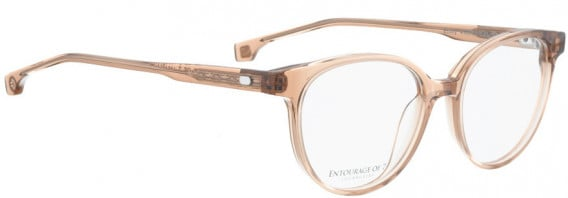 ENTOURAGE OF 7 EMILY glasses in Brown Transparent
