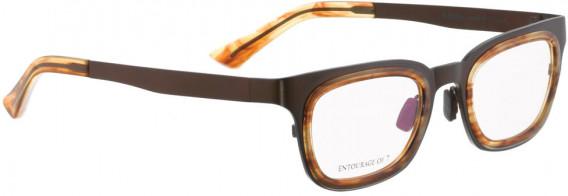 ENTOURAGE OF 7 ELMONTE glasses in Brown/Light Tortoise