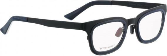 ENTOURAGE OF 7 ELMONTE glasses in Black/Dark Blue