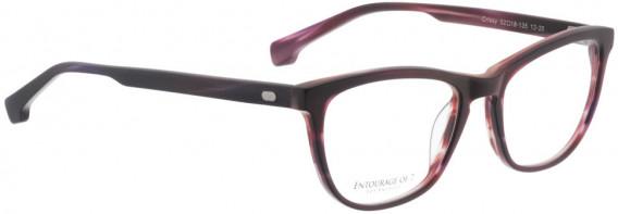 ENTOURAGE OF 7 CRISSY glasses in Purple Matt