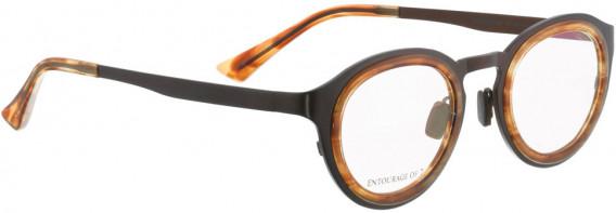ENTOURAGE OF 7 COMMERCE glasses in Brown/Light Tortoise