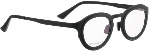 ENTOURAGE OF 7 COMMERCE glasses in Black/Matt Black