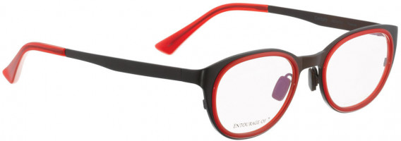 ENTOURAGE OF 7 CENTURY glasses in Brown/Red