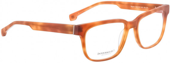 ENTOURAGE OF 7 BRYCE glasses in Matt Light Havanna