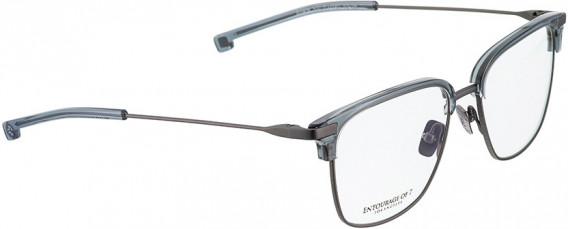 ENTOURAGE OF 7 BOWIE glasses in Grey Transparent