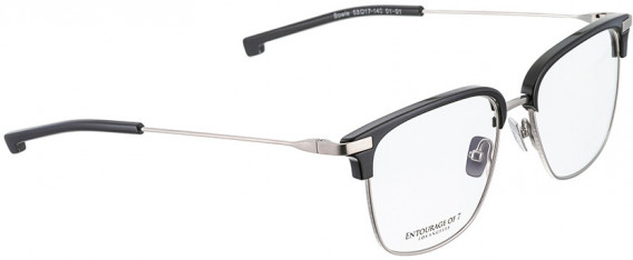 ENTOURAGE OF 7 BOWIE glasses in Black