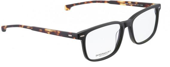 ENTOURAGE OF 7 BODE-48 glasses in Matt Black