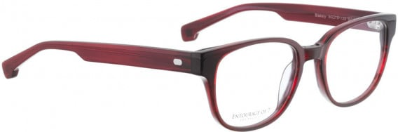 ENTOURAGE OF 7 BLAKELY glasses in Red