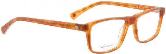 ENTOURAGE OF 7 BARCLAY glasses in Light Brown