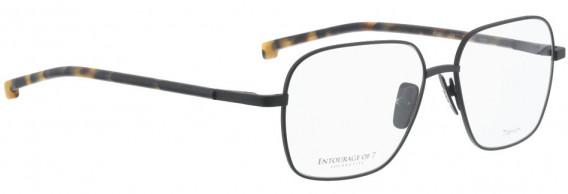 ENTOURAGE OF 7 ASAHI glasses in Black