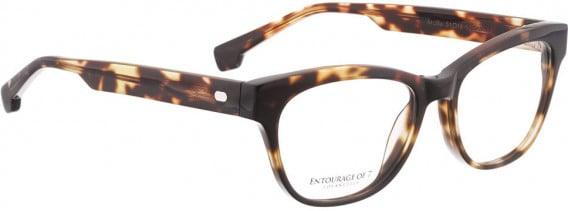 ENTOURAGE OF 7 ARCILLA glasses in Tortoise