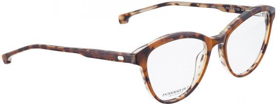 ENTOURAGE OF 7 ALEKSANDRA glasses in Brown Pattern