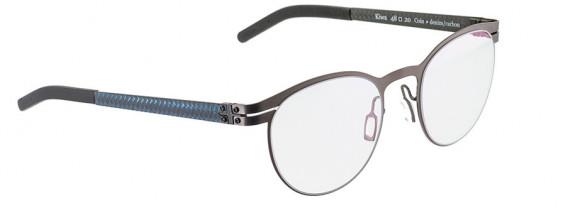 BLAC BSSH-KIWA-DE glasses in Grey