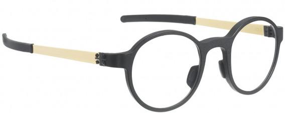 BLAC B-PLUS88 glasses in Black