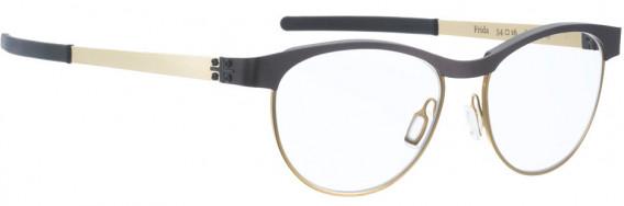 BLAC BATH-FRIDA-BUR-GO glasses in Burgundy