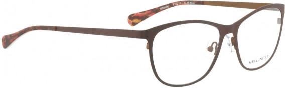 BELLINGER WHISPER glasses in Matt Red