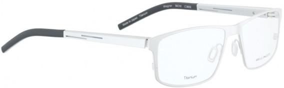 BELLINGER WEGNER glasses in Silver