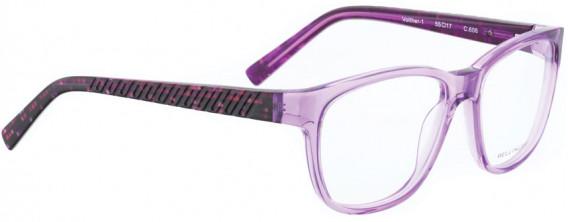 BELLINGER VOLTHER-1 glasses in Purple