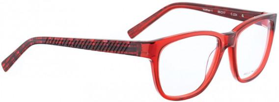 BELLINGER VOLTHER-1 glasses in Red