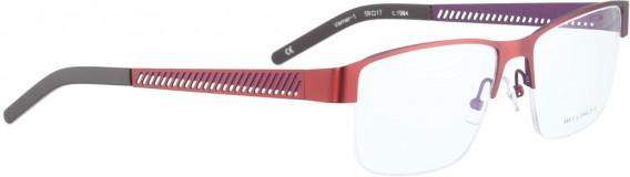BELLINGER VERNER-1 glasses in Red