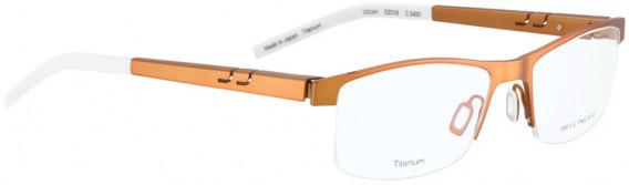 BELLINGER UTZON glasses in Copper Orange