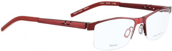 BELLINGER UTZON glasses in Red