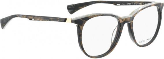 BELLINGER TWIGS-3 glasses in Grey-Brown Pattern