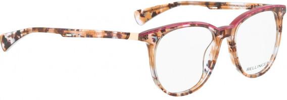 BELLINGER TWIGS-3 glasses in Pink-Brown Pattern
