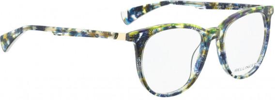 BELLINGER TWIGS-3 glasses in Blue Pattern