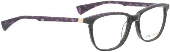 BELLINGER TWIGS-2 glasses in Black Pattern