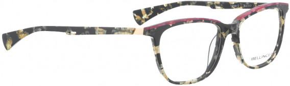 BELLINGER TWIGS-2 glasses in Grey Pattern/Pink