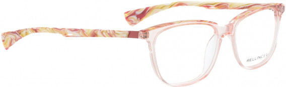 BELLINGER TWIGS-2 glasses in Pink Transparent